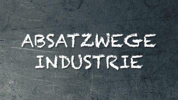 Absatzwege der Industrie im Franchising Vortrag Syncon