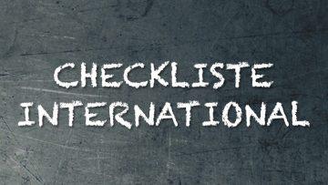 Checkliste Internationalisierung im Franchising Vortrag Syncon