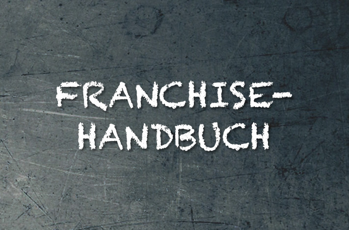 Bild Franchise Handbuch Franchising Know-how Dokumentation Syncon