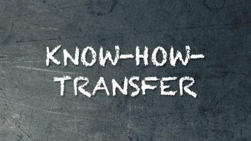 Know-how-Transfer im Franchising Vortrag Syncon