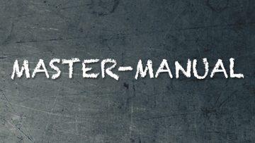 Master-Manual im Franchising Vortrag Syncon