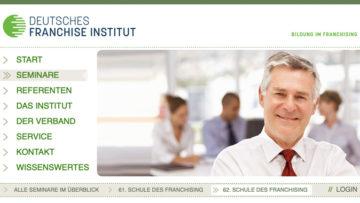 DFI Schule des Franchising Deutsches Franchise Institut