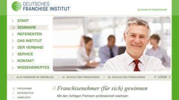 Seminar Franchisenehmer gewinnen 1. und 2.4.2019 München