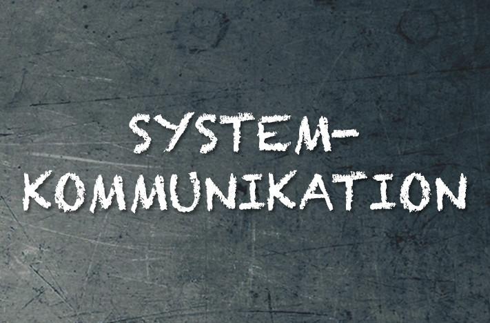Bild Systemkommunikation im Franchising Syncon Erklärung