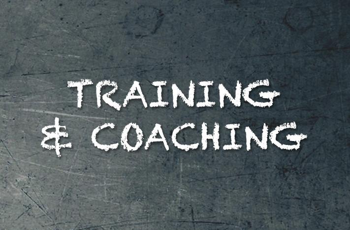 Bild Training Coaching im Franchising