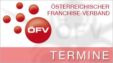 Termine Österreichischer Franchiseverband