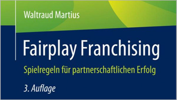 Buchtipp Fairplay Franchising Waltraud Martius