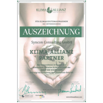 Klima-Allianz Partner Syncon Consulting GmbH
