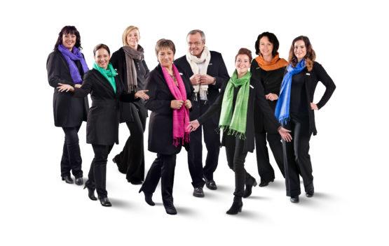 Team Syncon International Franchise Consultants