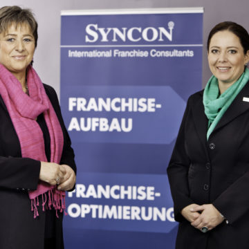 Waltraud Martius & Michaela Jung - Syncon International Franchise Consultants