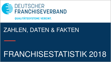 DFV Franchise Statistik 2018 Deutscher Franchiseverband