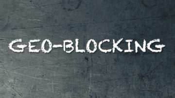 Geoblocking und Franchising