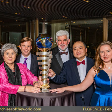 Jury - Best Franchisee of the world