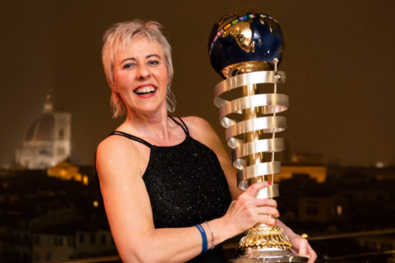 Isabella Kling - Mrs.Sporty - BEST FRANCHISEE OF THE WORLD