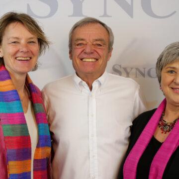 Carina Dworak, Dieter Martius und Waltraud Martius- Syncon International Franchise Consultants